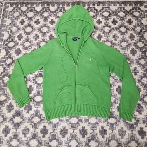 Ralph Lauren zip up